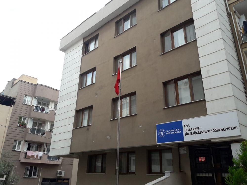 Özel Ensar Vakfı İzmir Yükseköğrenim Kız Öğrenci Yurdu