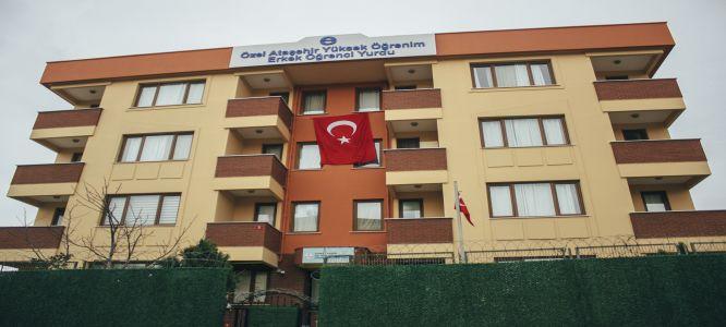 Özel Ensar Vakfı Ataşehir Yükseköğrenim Erkek Öğrenci Yurdu