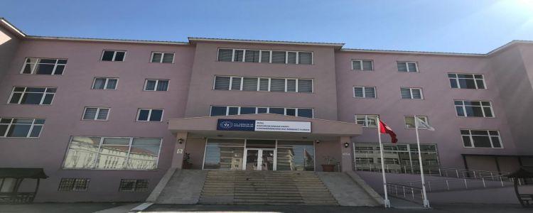 Özel Ensar Vakfı Erzurum Yükseköğrenim Kız Öğrenci Yurdu