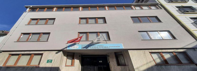 Özel Ensar Vakfı Fatih Rüstempaşa Yükseköğretim Erkek Öğrenci Yurdu
