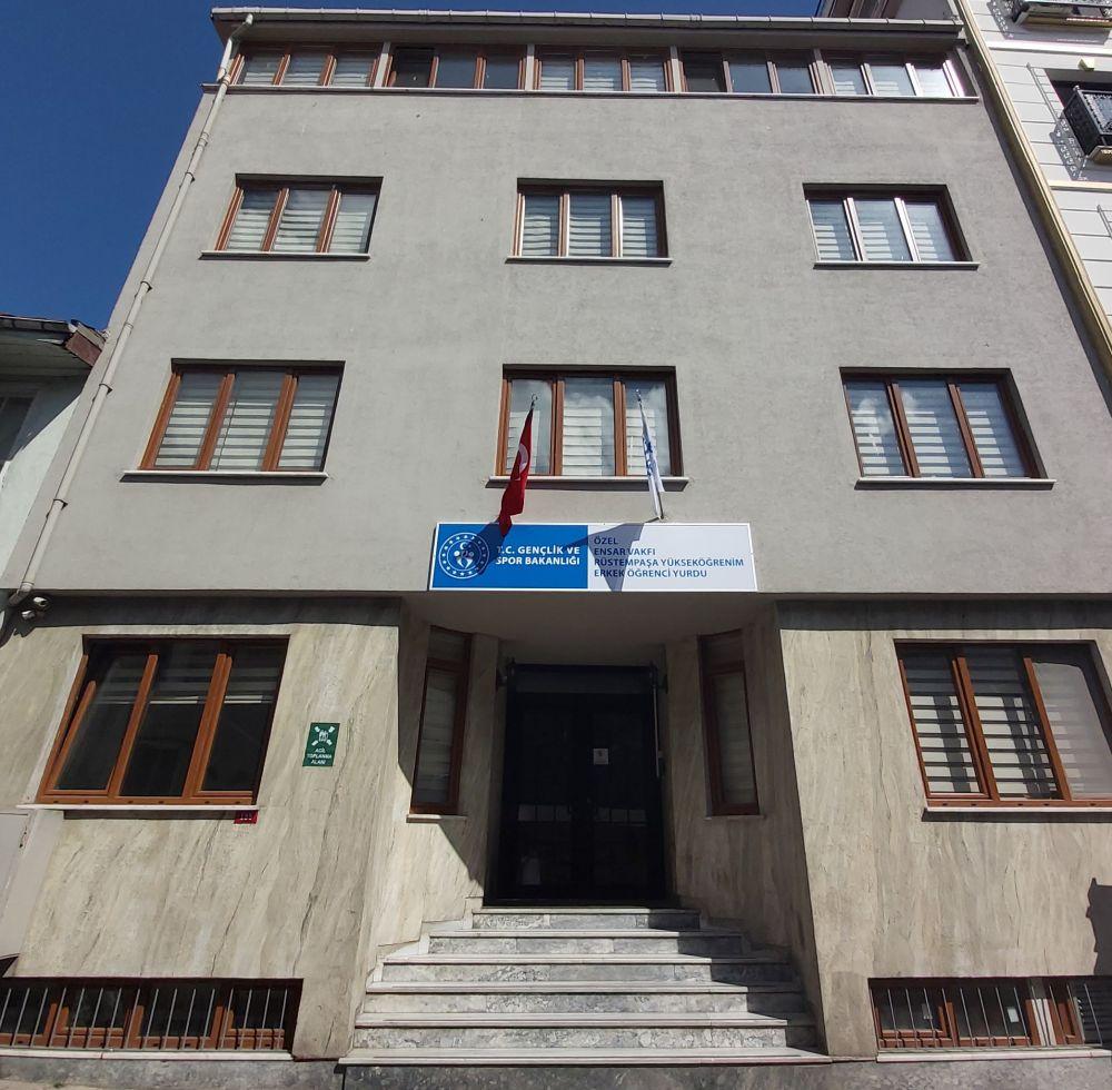 Özel Ensar Vakfı Fatih Rüstempaşa Yükseköğrenim Erkek Öğrenci Yurdu